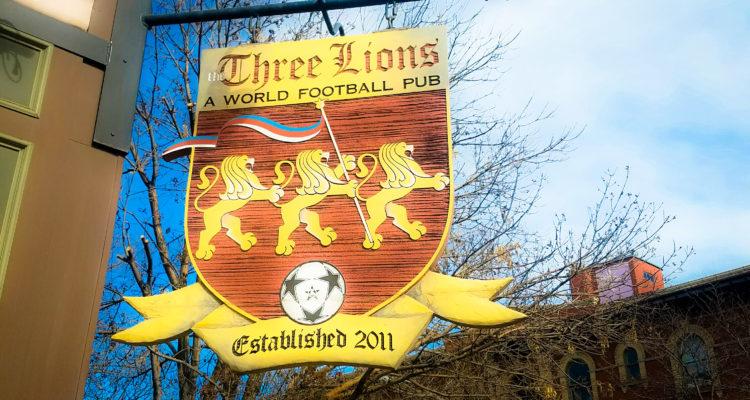 Three Lions Pub