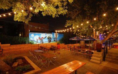 Recess Beer Garden Patio