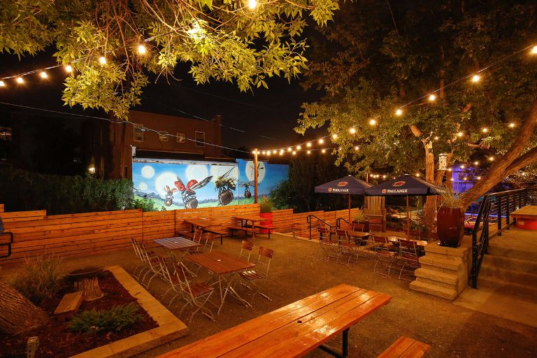 Recess Beer Garden U2013 A Bar Review, A Patio And A Place You Should Be!