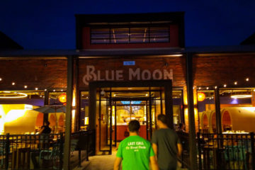Blue Moon Brewing Company Entrance