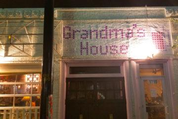 Grandma's House Entrance