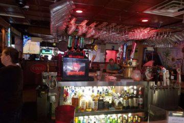 Park Tavern Inside Bar