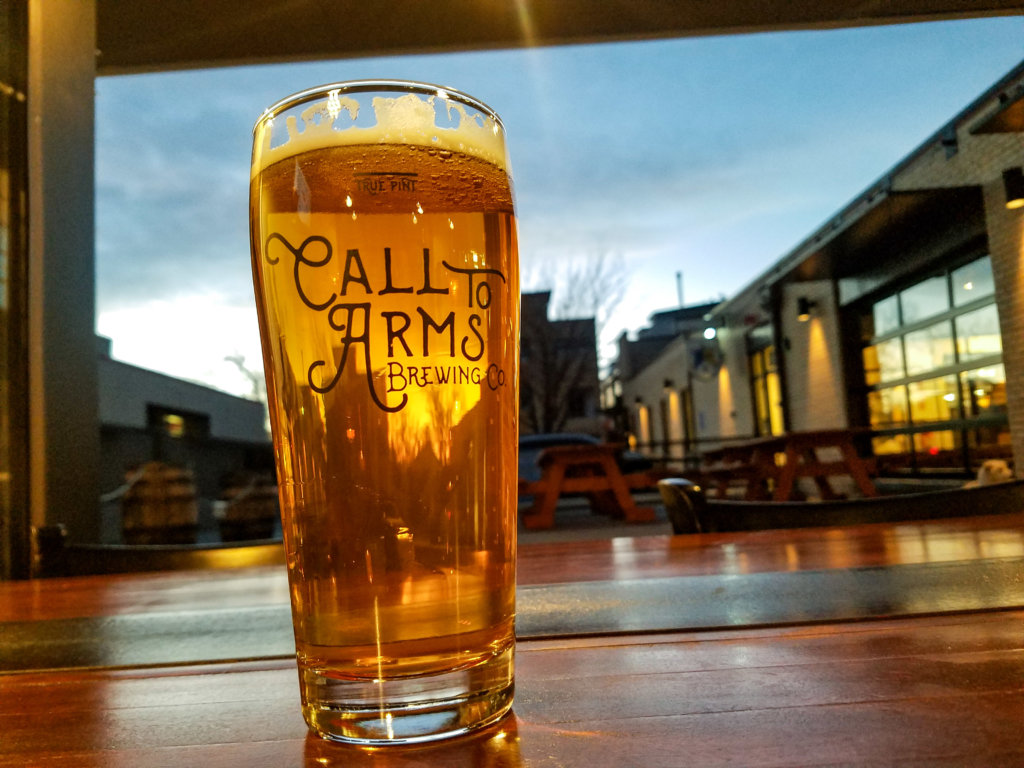 Call to Arms Brewing