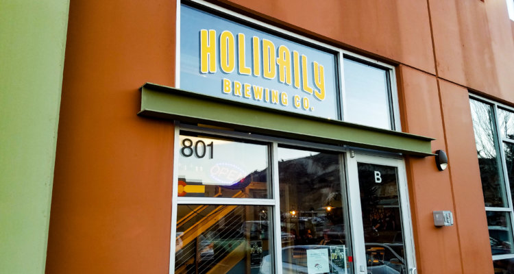 Holidaily Brewing