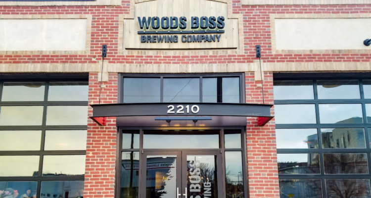 Woods Boss Brewing