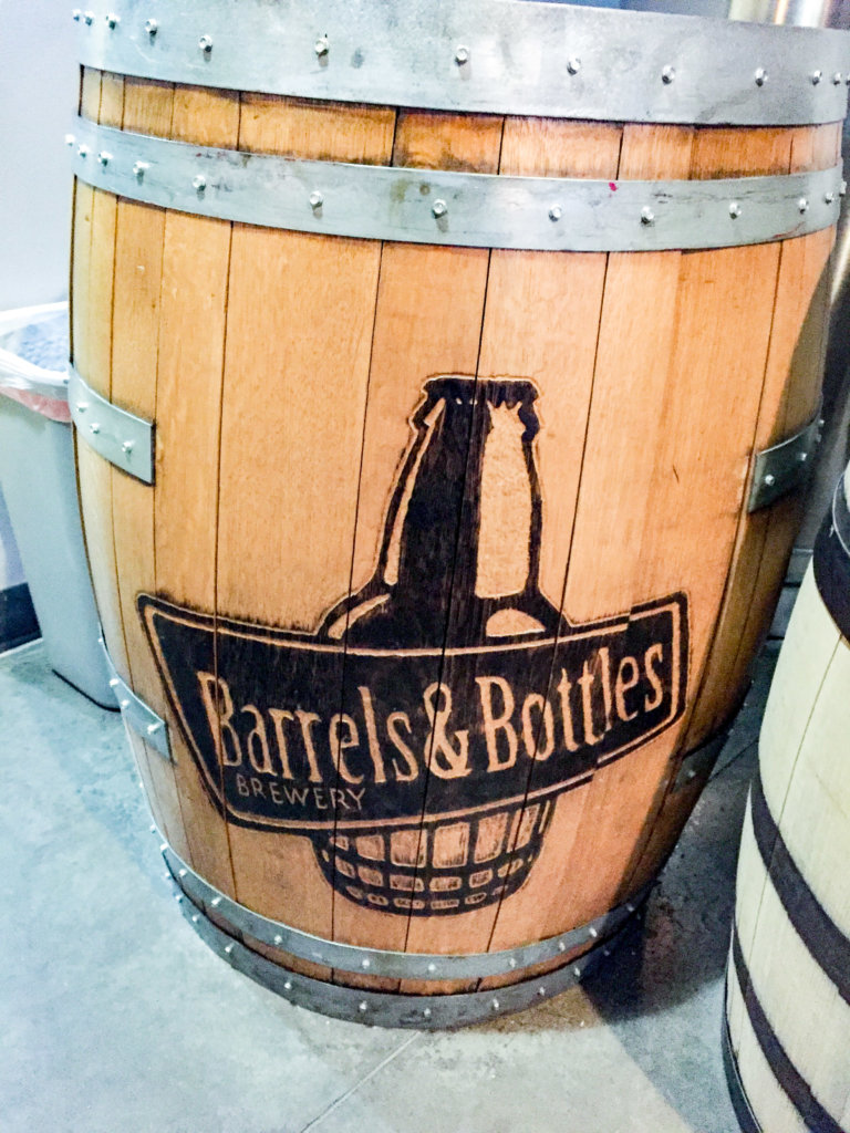 Barrels and Bottles