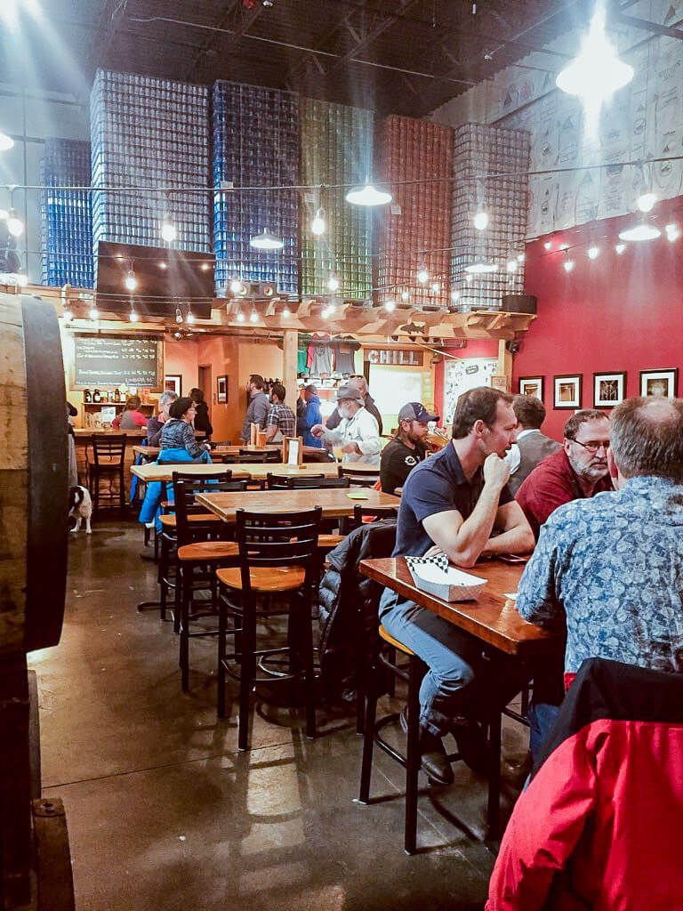 The Bear Craft Beer Pub And Kitchen